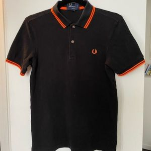 Fred Perry Slim Fit Polo Shirt - size small